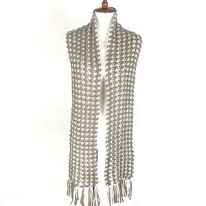 Steve Madden Knit Scarf Long